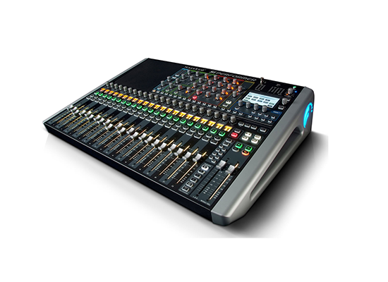 photo Console numérique si performer 2 SOUNDCRAFT