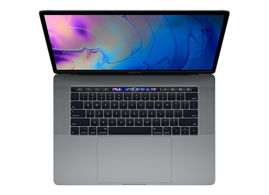 photo MacBook Pro 15'' i9