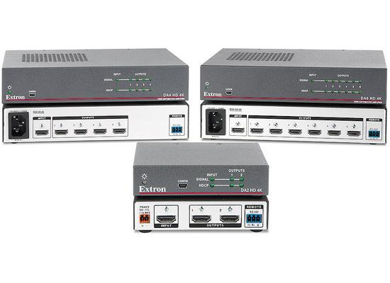 photo Distributeur HDMI 4K EXTRON