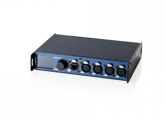 photo Convertisseur Ethernet/DMX  LUMINODE