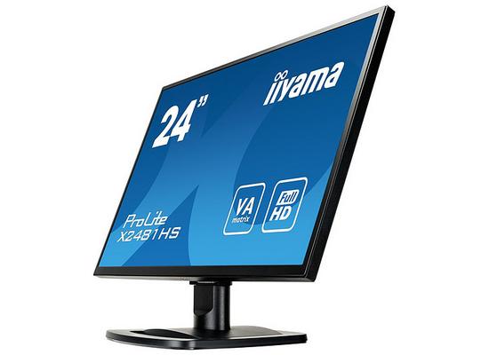 photo Ecran LCD 24″  HD IIYAMA