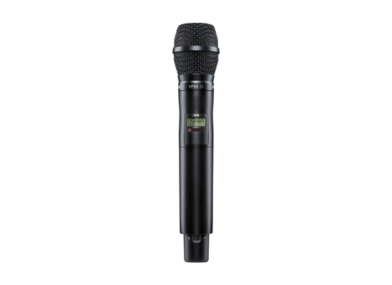 photo Emetteur digital HF micro main AD2 SHURE