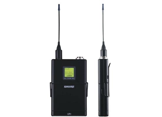 photo Body émetteur digital HF  UR1 SHURE