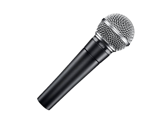 photo Micro filaire SM58 SHURE