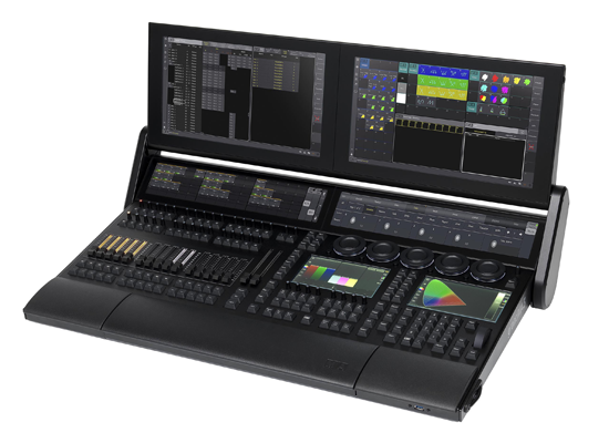 photo Console Grand MA3 MALIGHTING