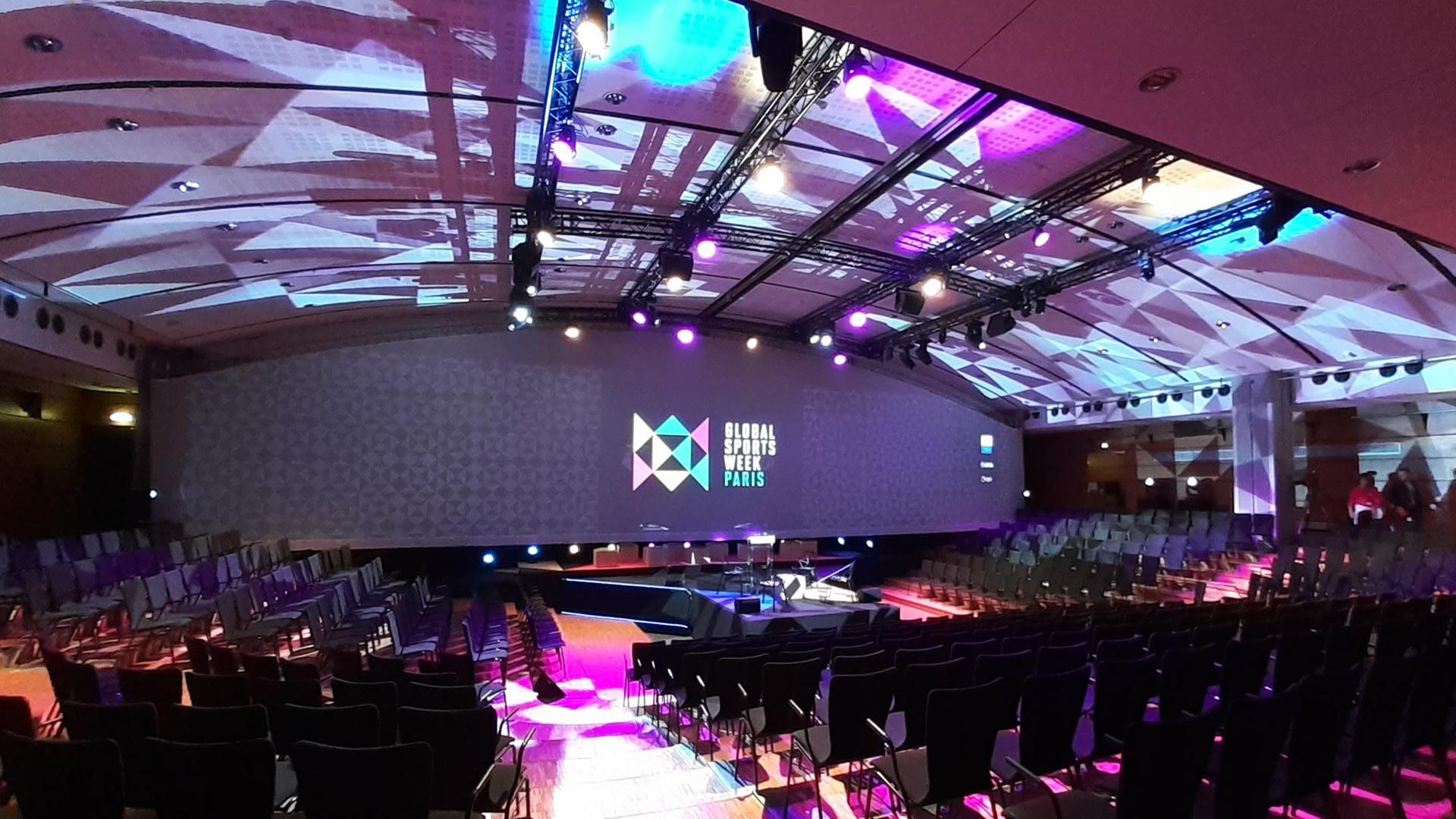 Global sport week Paris 2020