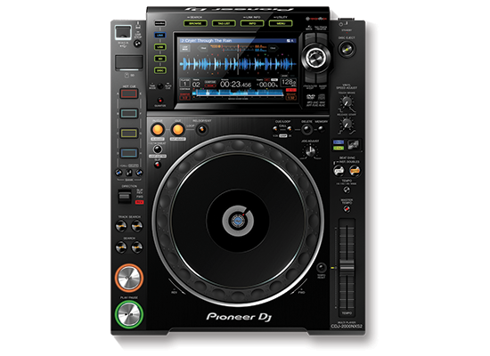photo Platine pro DJ PIONNER