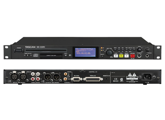 photo Enregistreur audio SS CDR1 TASCAM