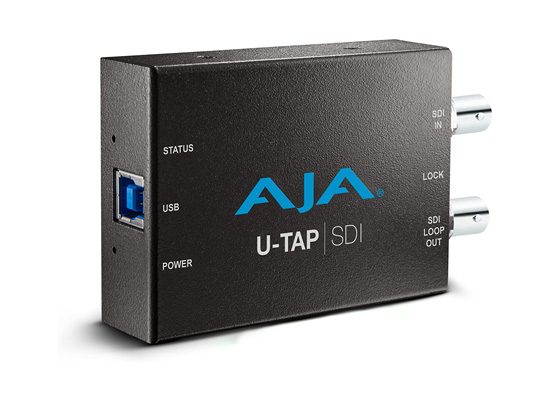 photo Interface d'acquisition  AJA UTAP SDI - USB3.0