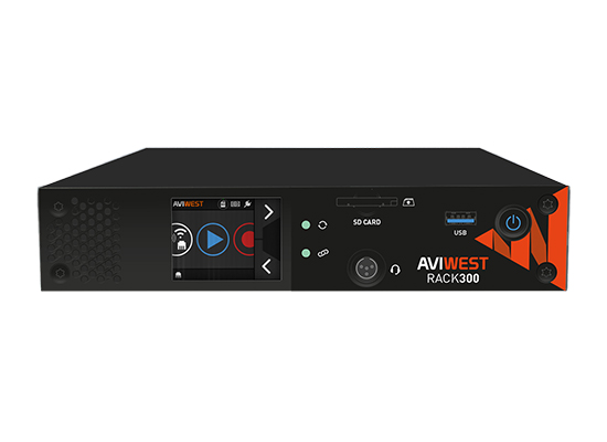 photo Encodeur 1 Flux H264 SDI/HDMI AVIWEST Rack 200