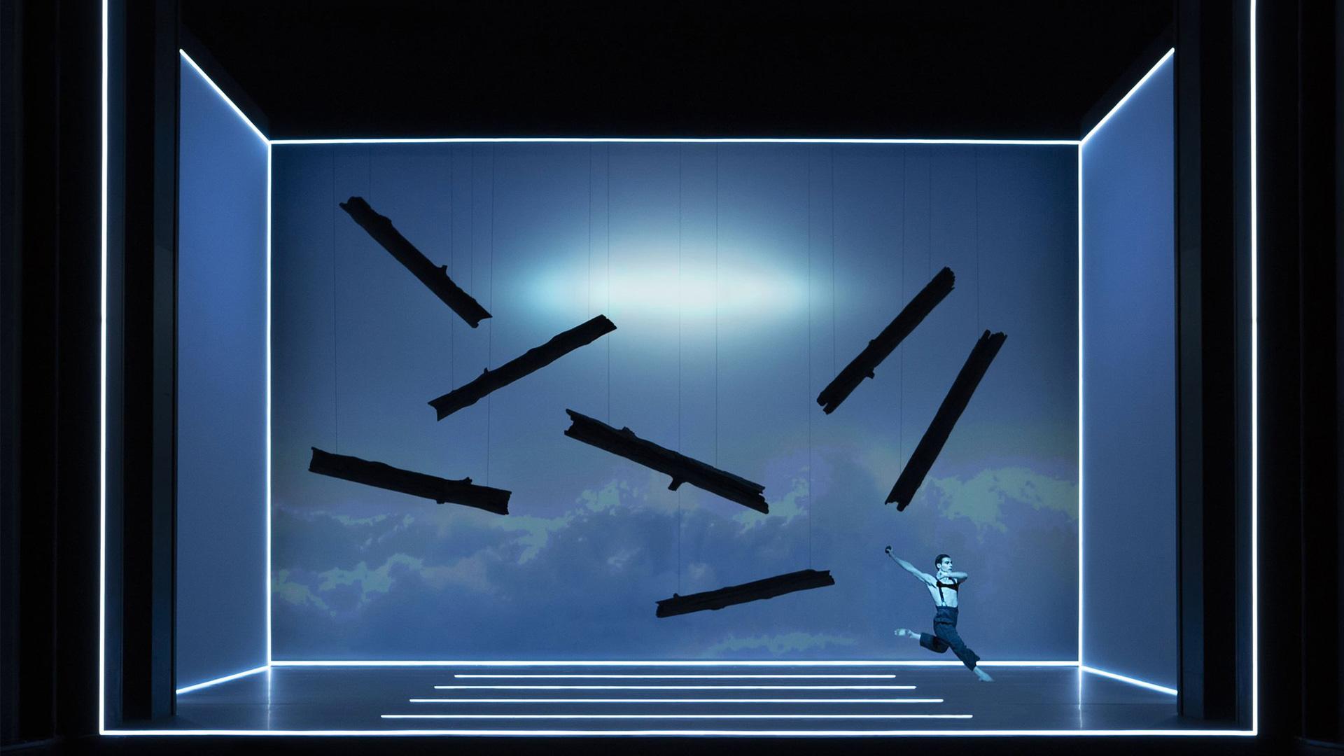 Théâtre : Le messie (Der messias) de Haendel