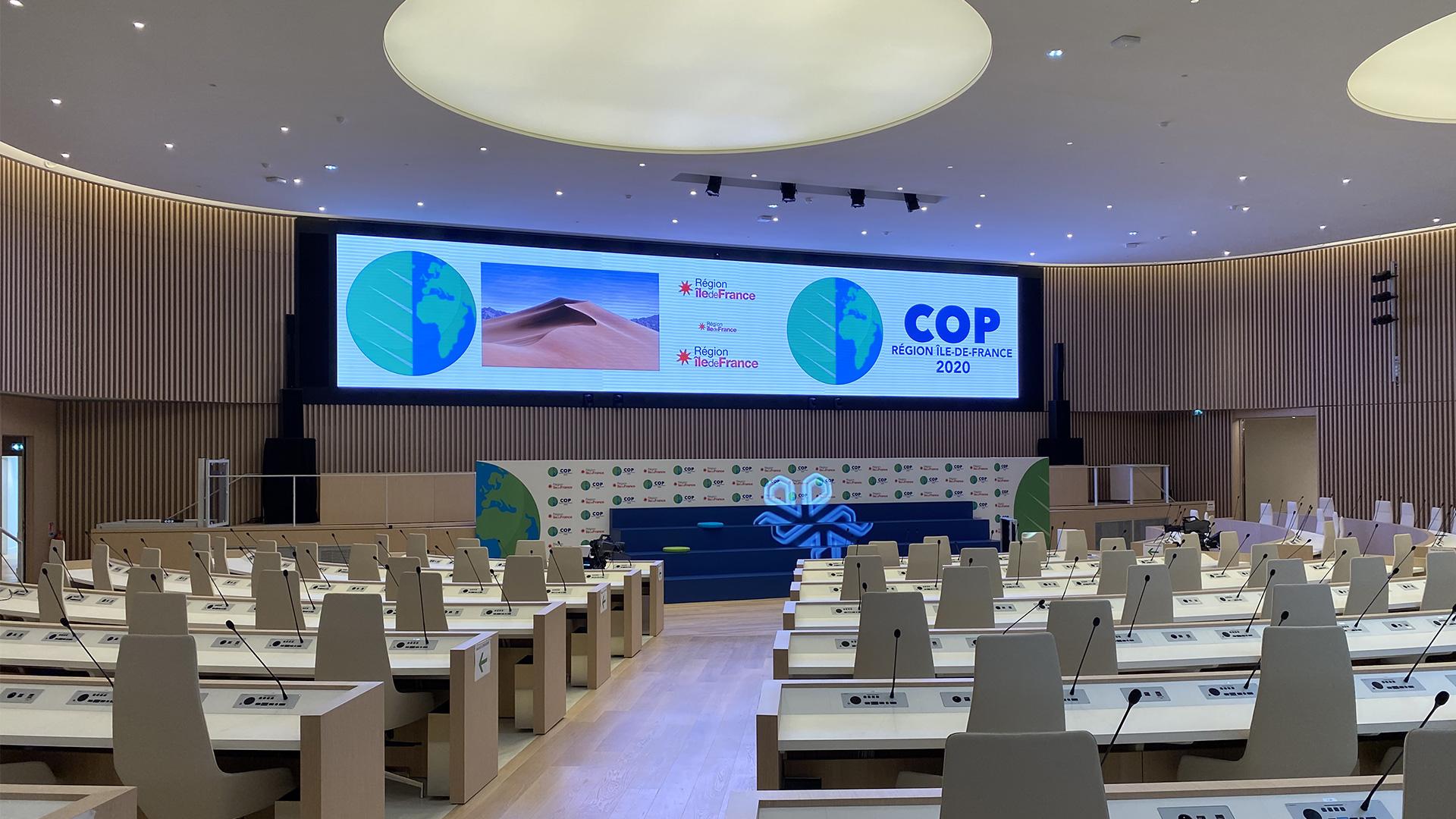 COP 2020 région île de France
