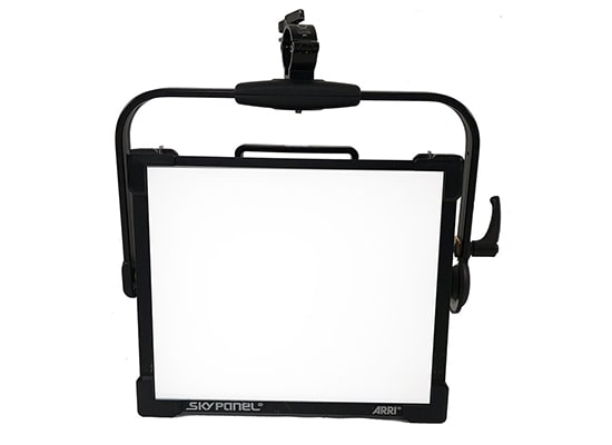 photo SkyPanel LED ARRI S30C noir (200W-RGBW)