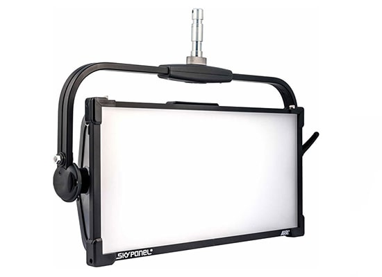 photo SkyPanel LED ARRI S60C noir (450W-RGBW)