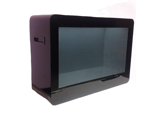 photo Ecran / vitrine LCD transparent