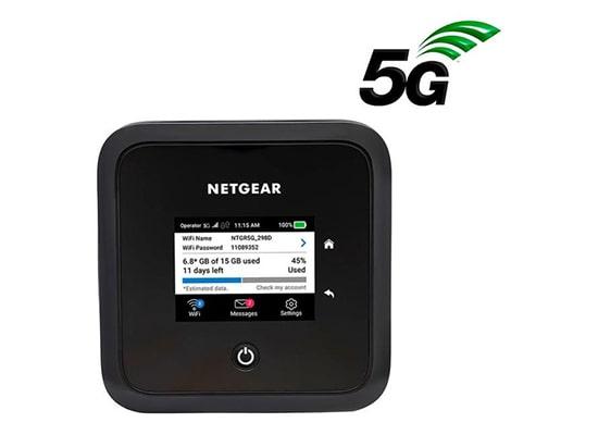 photo Routeur 5G WiFi NETGEAR Nighthawk M5