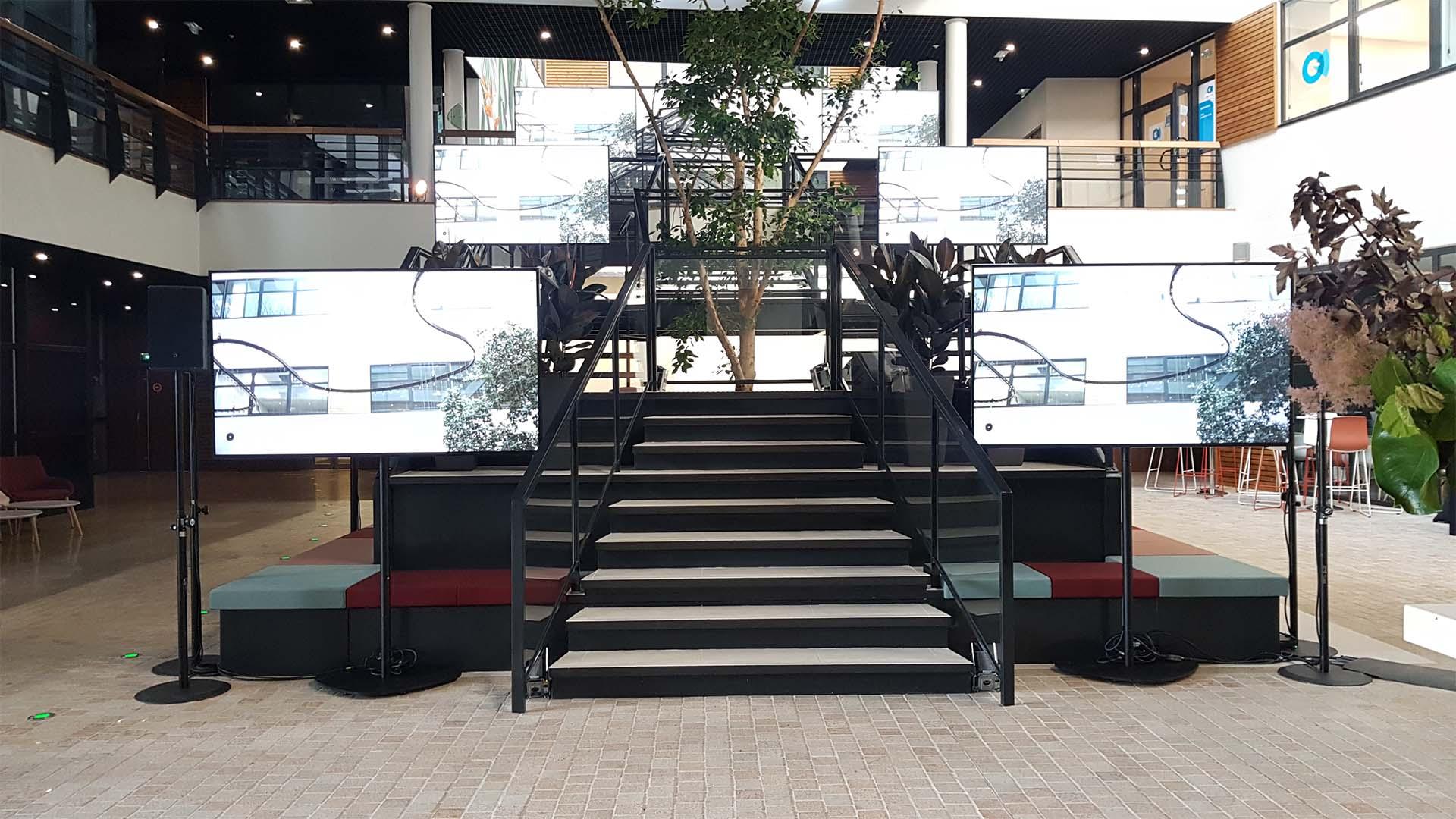 Inauguration Maisons Alfort